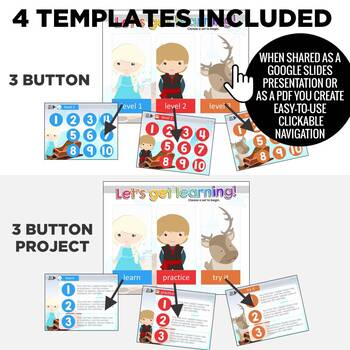 K-2 Technology Computer Lab Lesson Plans: Frosted Simple Computer Templates
