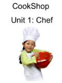 K-2 Unit 1 My Plate Chef Notebook Lesson