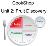 K-2 Unit 2 Fruit Discovery Notebook Lesson