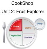 K-2 Unit 2 Fruit Explorer Notebook Lesson
