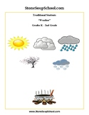 K-2 Weather for Traditional Students - Reading - Science