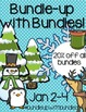 K-2 Winter Bundle for Reading and Math