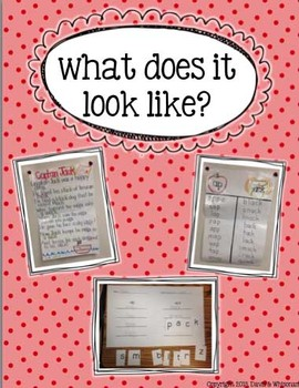 K-2 Short A Word Study featuring -AP & -ACK Chunks/Word Families {ESOL Modified}