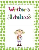 K-2 Writer's Notebook