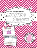 K-2 Writer's Workshop Strategies and Crafts Posters