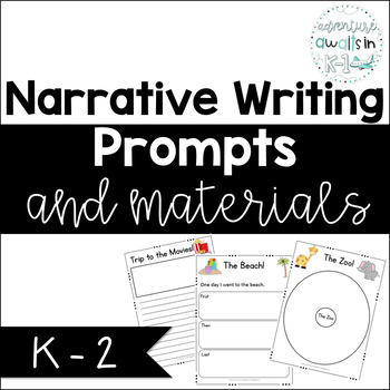 K-2 Writing Prompts