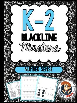 K-2 Black Line Masters (BLMs)