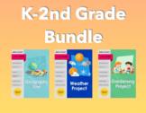 K-2nd Grade Bundle