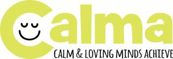Calma Mindfulness Icon Poster