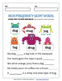 K - 2nd | SIGHT WORDS [UG] -continued-