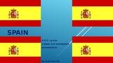 K-2nd grade Spain Powerpoint