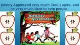 K-2nd grade grade storybook and reading comprehension {Joh
