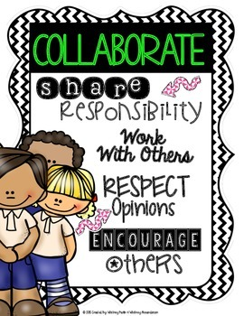 Teaching 21st Century Skills (K-3): Posters and Student Booklet