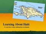 K-3 Digital Story Book - Haiti