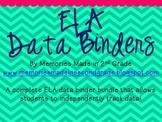 K-3 ELA Data Binder Bundle