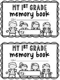 K-3 End of Year Memory Book
