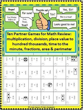 K-3 Math Games Bundle: Thumbs Up or Thumbs Down?