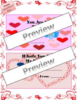 K-3 Valentine's Day Bundle