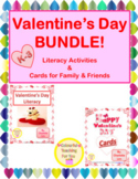 K-3 Valentine's Day Bundle