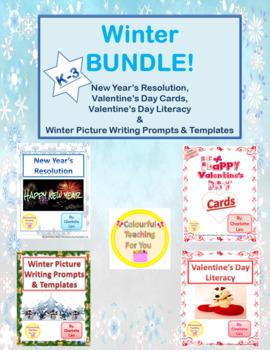 K-3 Winter Bundle