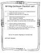 K-3 Writing Continuum Checklist