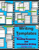 K-3 Writing Templates: Reading Response and Informative Wr