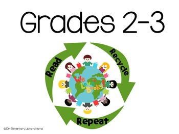 Book Swap Planning Packet: Grades K-5 (Earth Day Version)