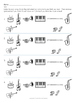 K-5 Emergency Print-and-Go Music Sub Plans #2