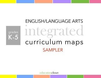 K-5 English/Language Arts Integrated Curriculum Sampler