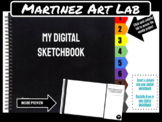 K-5 Interactive Digital Sketchbook