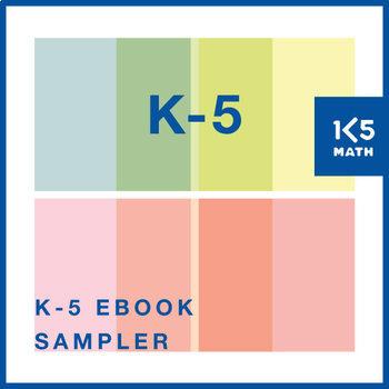 K-5 Math: EBook Sampler