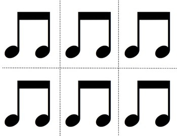 K-5 Mega Rhythm Pack for Classroom and Rehearsals - 20 Pages