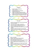 K-5 Music classroom Essentials for Learning