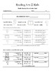K-5 RAZ-Kids Weekly Planning, Tracking and Reflecting Sheets