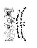 K-5 Reading Common Core
