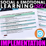 Social Emotional Learning (SEL) Tool for School Based Inte