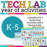 K-5 Technology Activities Bundle