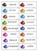 K-5 Vocabulary Cards
