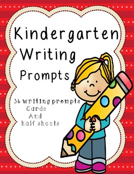 K-5 Writing Prompts
