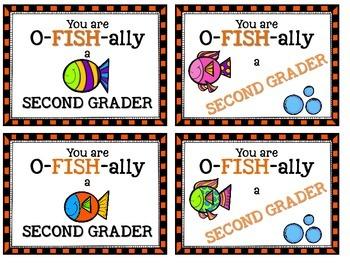 K-5 o-fish-ally treat bags!