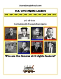 """3- 5th Grade """"U.S. Civil Rights Time-line"""" Students w/ Traumatic Brain Injuries"""