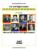 K- 5 th Grade U.S. Civil Rights Time-line for Traditional