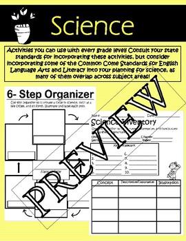K-6 Curriculum Activities BUNDLED