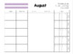 K-6 Curriculum Map Templates for the MLT Inspired Classroom