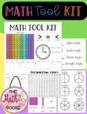 K-6 Math TOOL KIT Bundle!!!