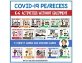 K-6 No Equipment Activities Set- School License