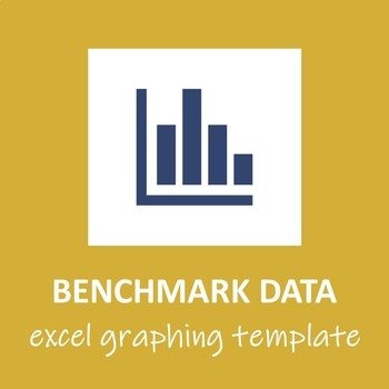 K-8 Benchmark Data Excel Graphing Tool