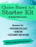K-8 Choice-Based Art Starter Kit