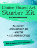 K-8 Choice-Based Art Starter Kit