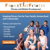 K-8th Physical Fitness Lessons